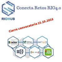 """(ESP) ¿Eres una empresa tecnológica? Entonces, """"Conecta Retos RIO4.0"""" te interesa."""