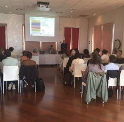 CLUSTER FOOD+i asiste a la primera reunión de stakeholders del proyecto SaltGae en Italia