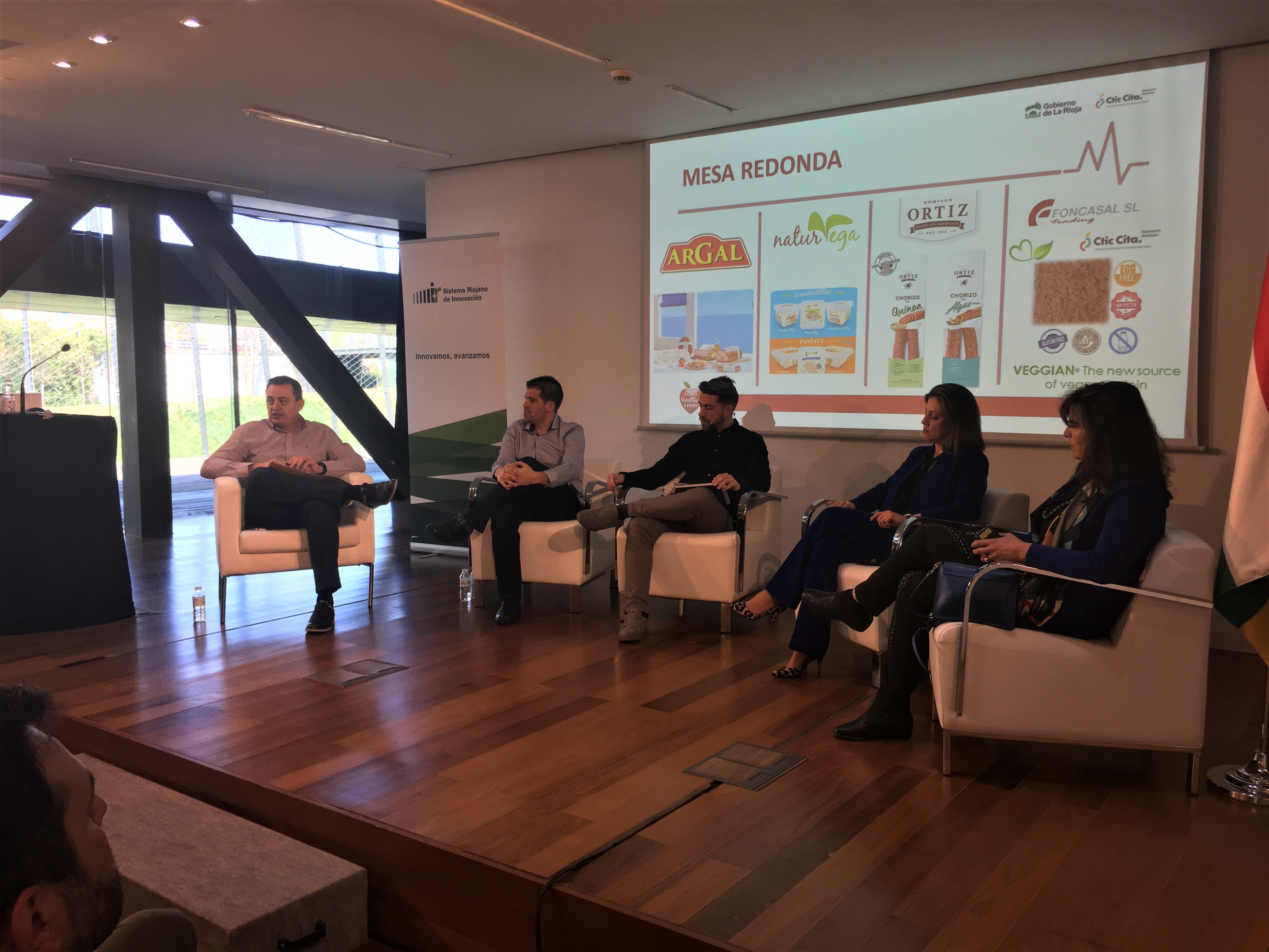 (ESP) FOOD+i MODERA EL II FORO HEALTHY RIOJA