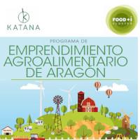 Ven a conocer el proyecto KATANA en el IV Foro Emprendimiento Agroalimentario en Aragón.