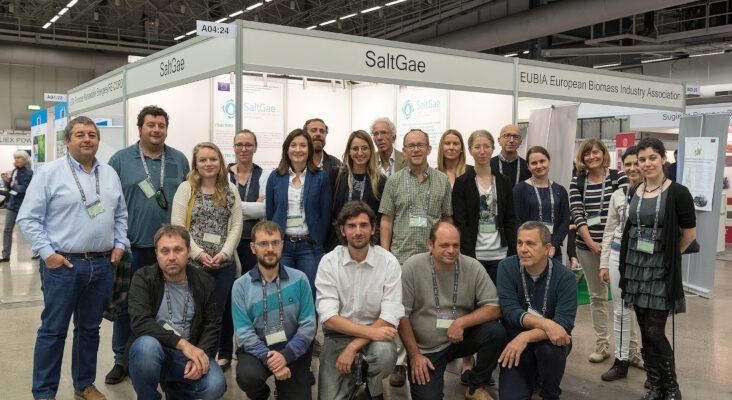 SALTGAE en la Conferencia Europea de Biomasa