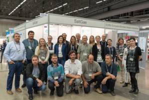 Proyecto SALTGAE presente en la Conferencia Europea de Biomasa.