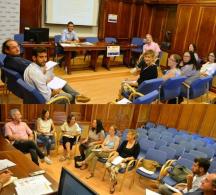 Reunión del Grupo Operativo Suprautonómico AGROBIOSOL para la mejora de la calidad de frutas y hortalizas.