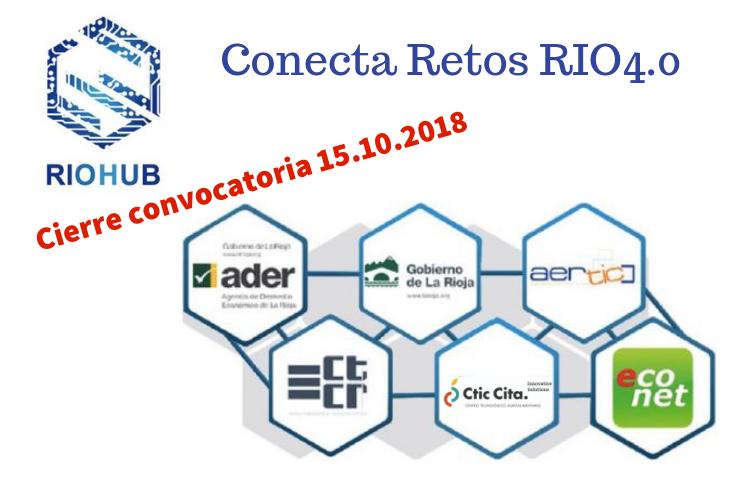 """¿Eres una empresa tecnológica? Entonces, """"Conecta Retos RIO4.0"""" te interesa."""