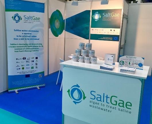 Participación de SaltGae en SMAGUA 2019 y SIGA 2019