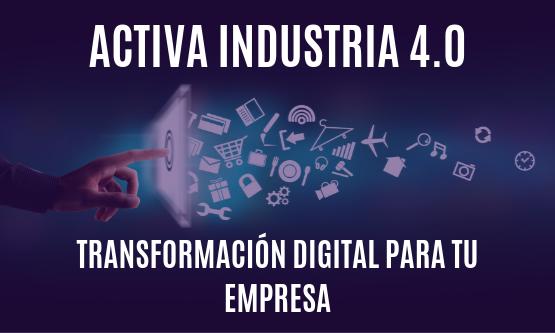 (ESP) ¿Quieres abordar una estrategia de digitalización en tu empresa? Esta es tu oportunidad! Ayudas dirigidas a impulsar la transformación digital de la industria en La Rioja