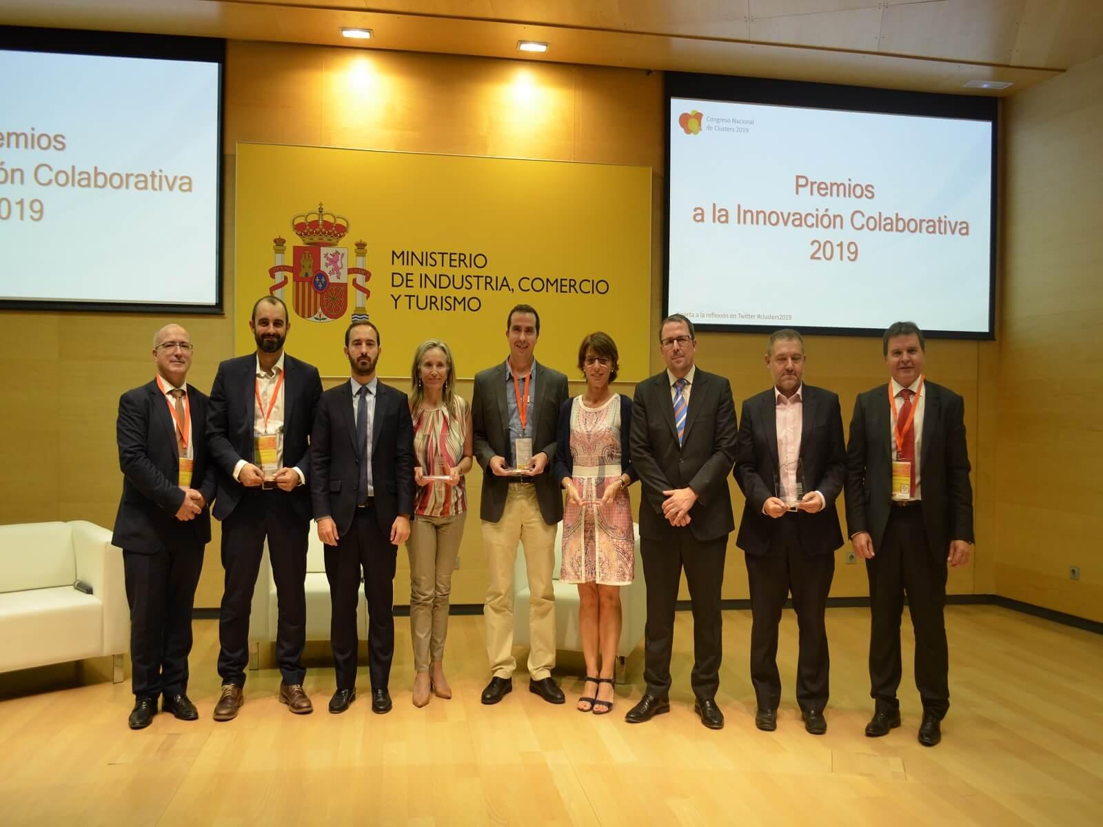 (ESP) FOOD+i asiste al VII Congreso Nacional de Clústers