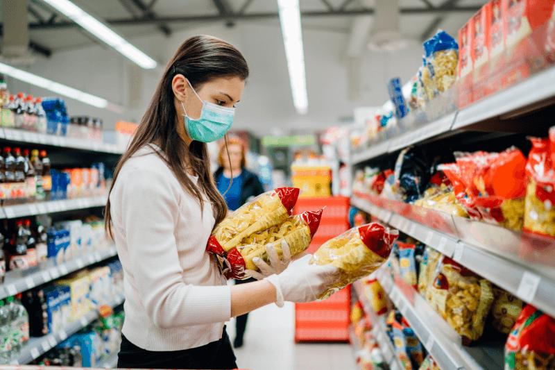 """(ESP) """"Inmediatez y eficacia"""" de las empresas Alimentarias frente al COVID-19"""