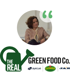 From cluster FOOD+i I would highlight the innovation component it has. They are always thinking about solutions for their partners. They provide us with vision about new trends and market opportunities. Furthermore, it is an environment where you can meet many companies and interact with them. Kuca Oficialdegui Innovation manager at Grupo Riberebro