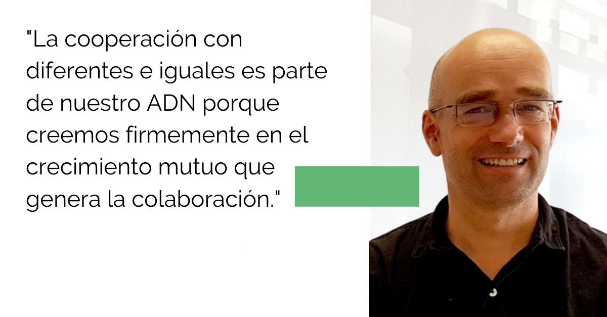 Koldo López de Robles -Gerente Paturpat