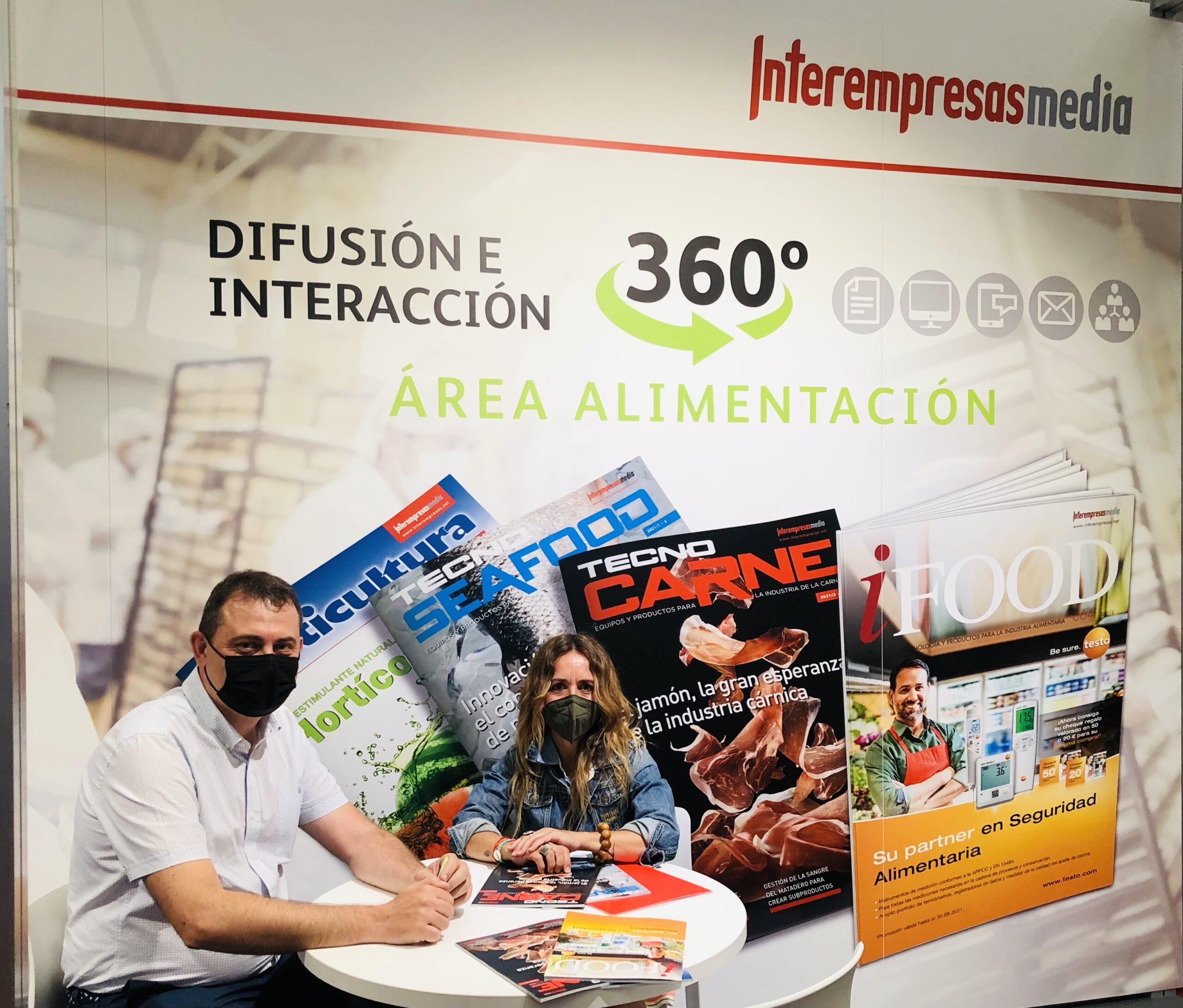 Interempresas Media y el Cluster FOOD+i firman un acuerdo para impulsar el sector alimentario